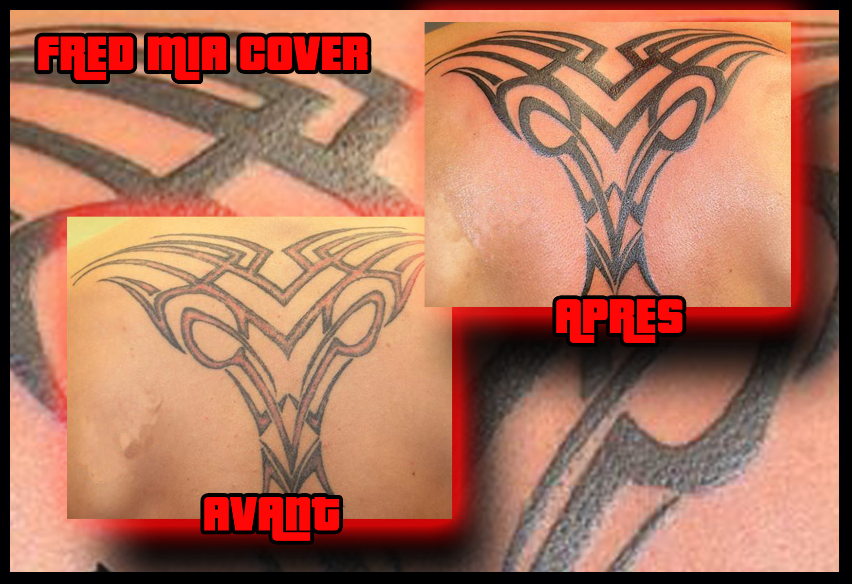 cover tribal